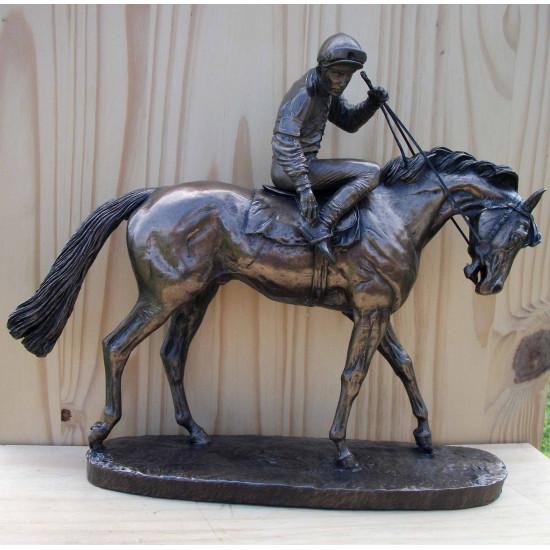 Trophée Le Jockey en parade