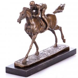 Sculpture en bronze Le...